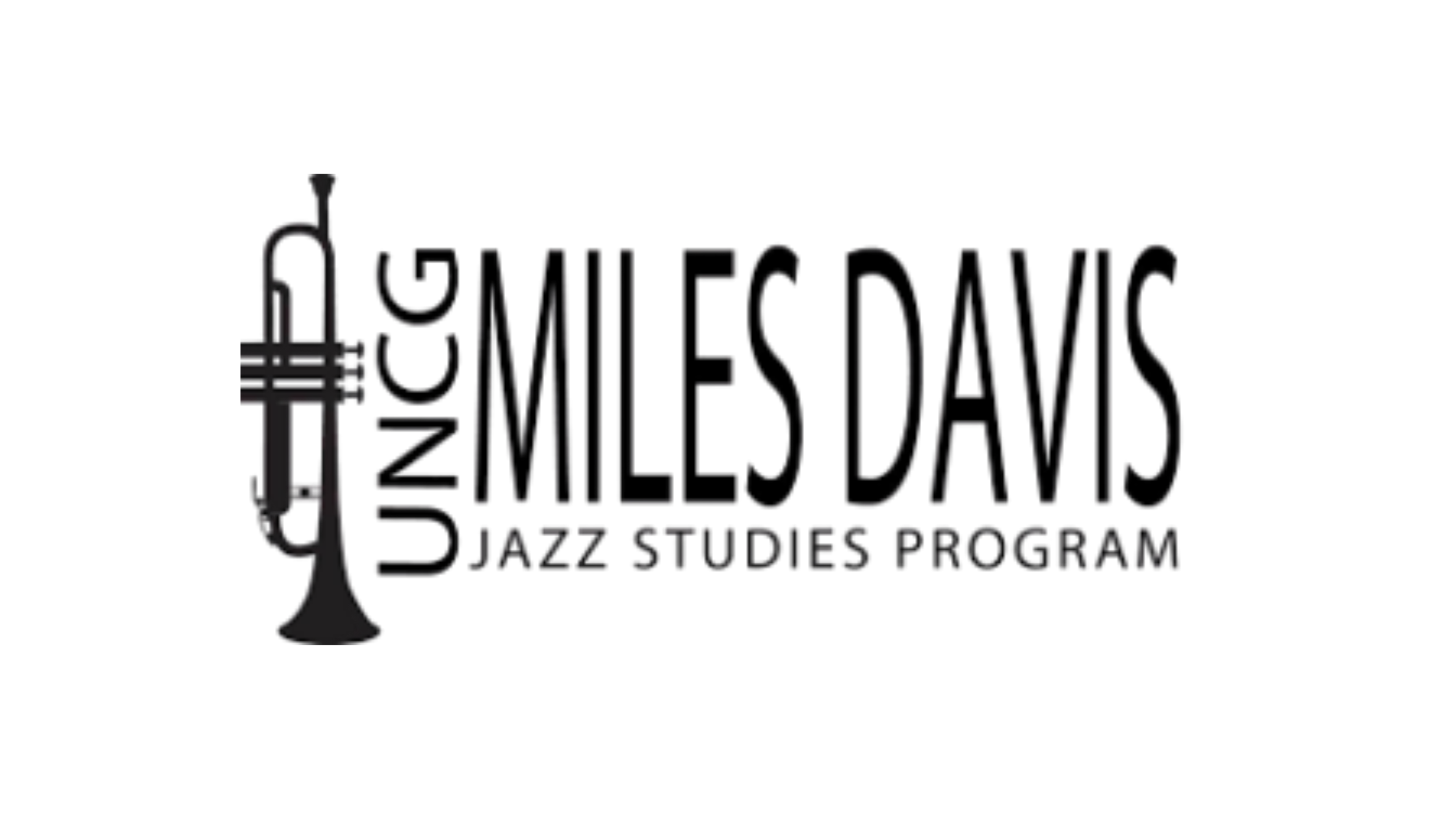 UNCG Miles Davis Jazz Studies Program logo